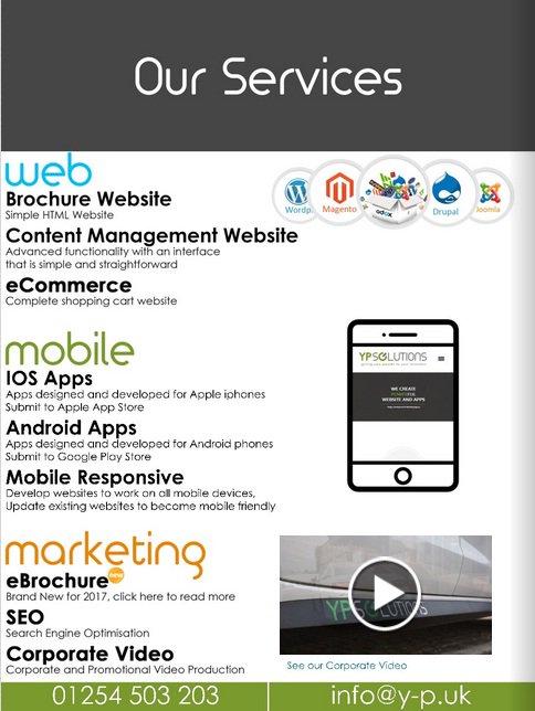 YP Solutions Ltd – Creative Lancashire Directory